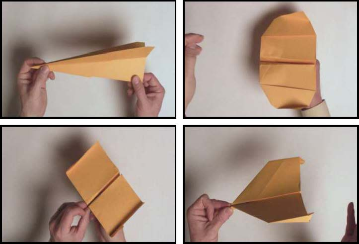 Paper Airplane Challenge
